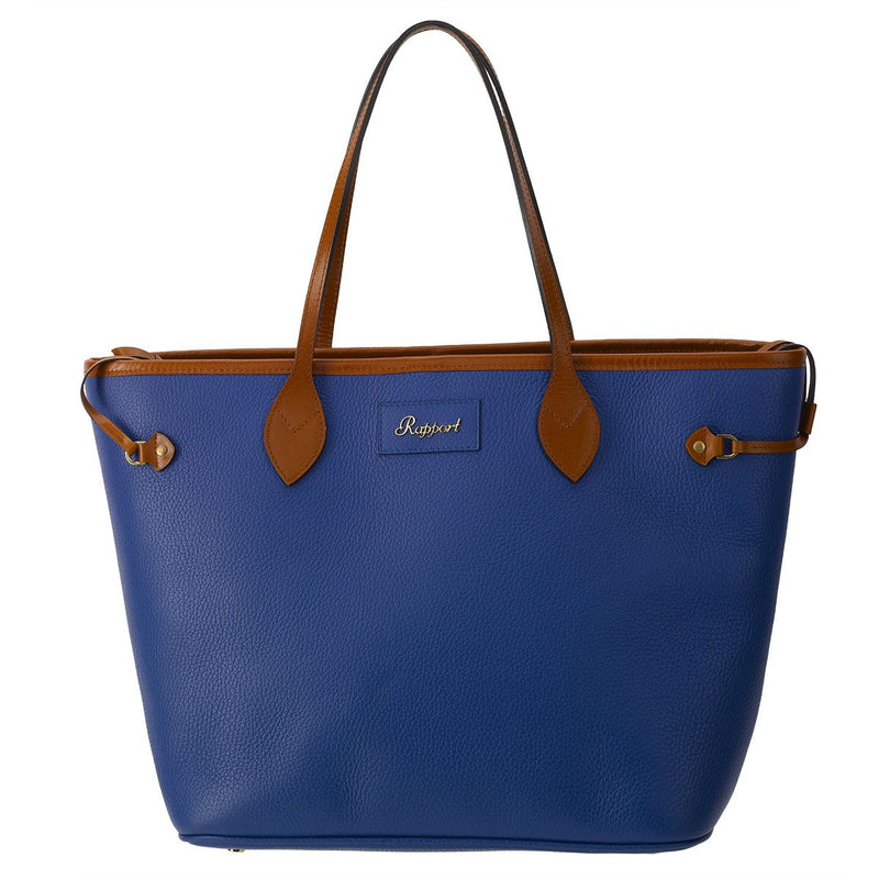 Rapport-Ladies-Sussex Tote Bag-Blue