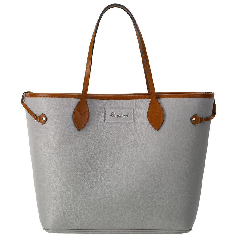 Rapport-Ladies-Sussex Tote Bag-Grey