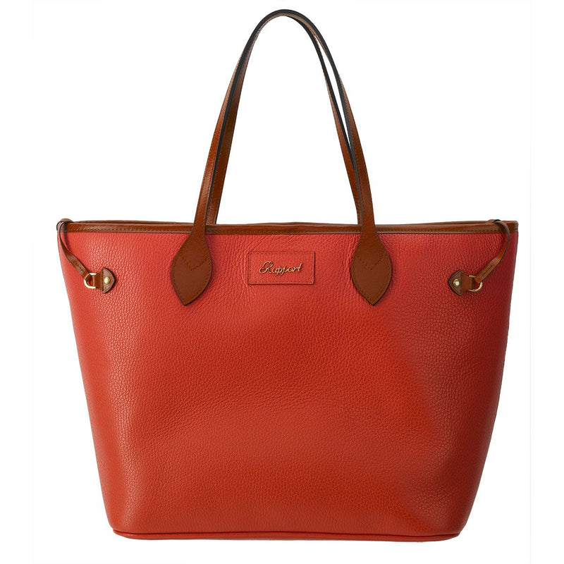 Rapport-Ladies-Sussex Tote Bag-Orange