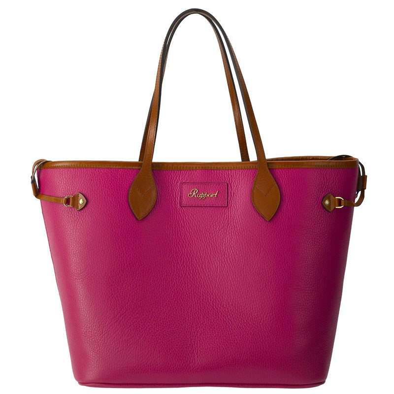 Rapport-Ladies-Sussex Tote Bag-Pink