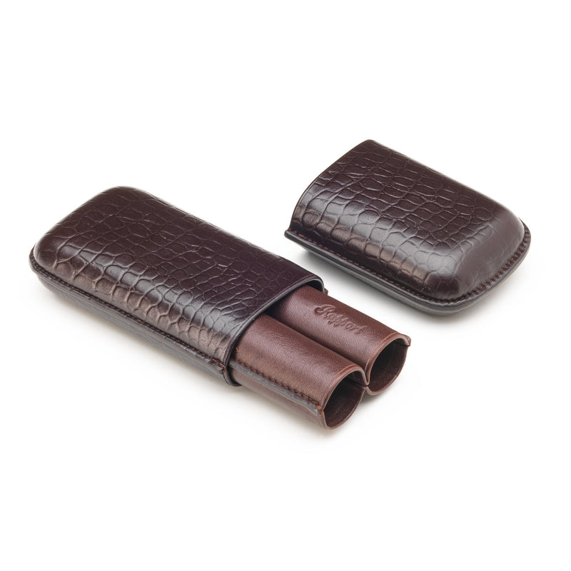 Double Cigar Case