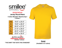 Load image into Gallery viewer, BASIC JERSEY ROUND NECK (GOLD)
