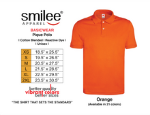 Load image into Gallery viewer, BASIC PIQUE POLO (ORANGE)
