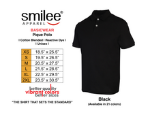 Load image into Gallery viewer, BASIC PIQUE POLO (BLACK)