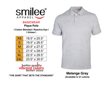 Load image into Gallery viewer, BASIC PIQUE POLO (MELANGE GRAY)