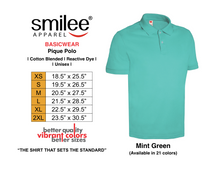 Load image into Gallery viewer, BASIC PIQUE POLO (MINT GREEN)