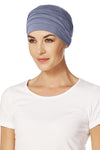 Yoga Cap - Dark Blue