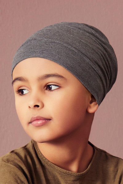 Turban Yoga Cap in Viscose of Bamboo - fantasy - 2000-0620