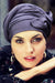 Sapphire - Turban rayon, with long tape-removable - lavender 3001-0577