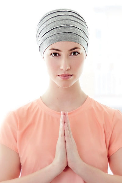 Yoga and Turban, in Viscose of Bamboo 1000-xxxx
