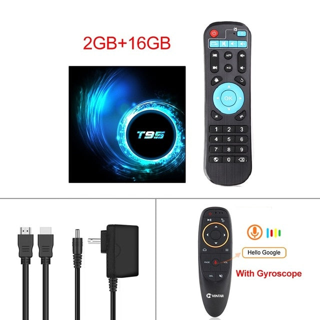 4K TV Box Android 10