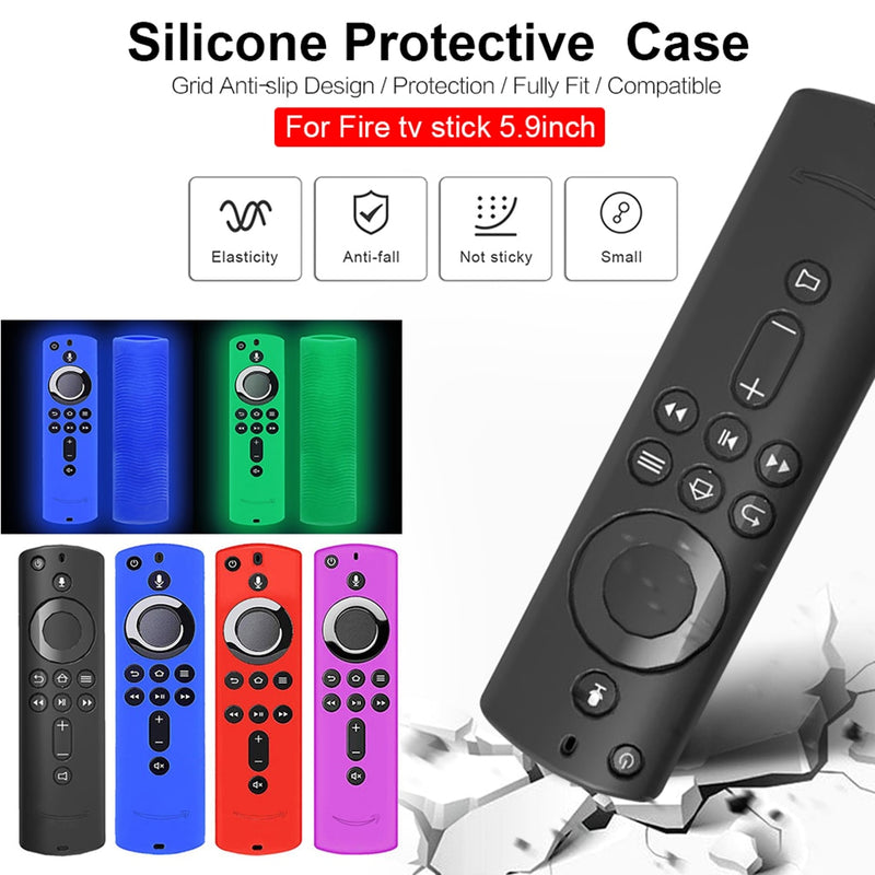 TV Stick Silicone Protective Cover
