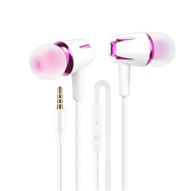 Earphone E18 Adjustable volume