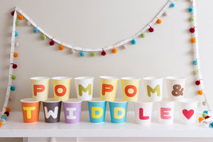 Pompom and Twiddle - a quirky name to live up to