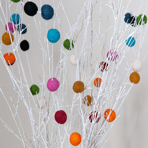 Christmas Home Decor - Have yourself a colourful little Christmas