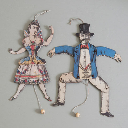 Articulated Puppet Decorations