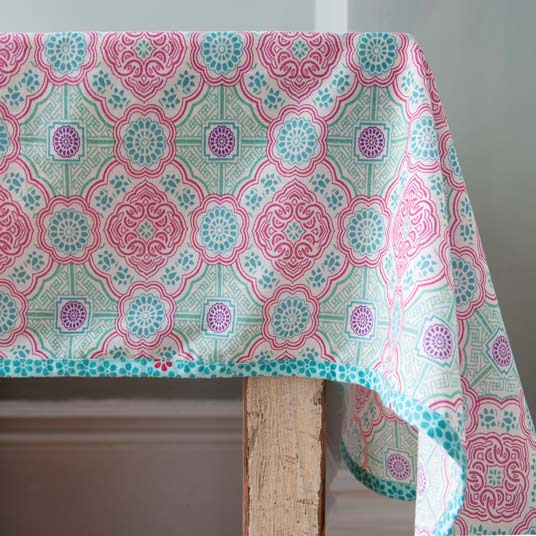 Moroccan Tablecloth