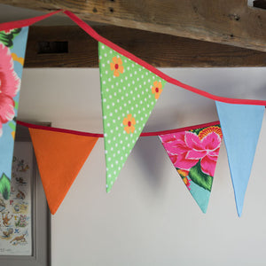 Colourful Bunting