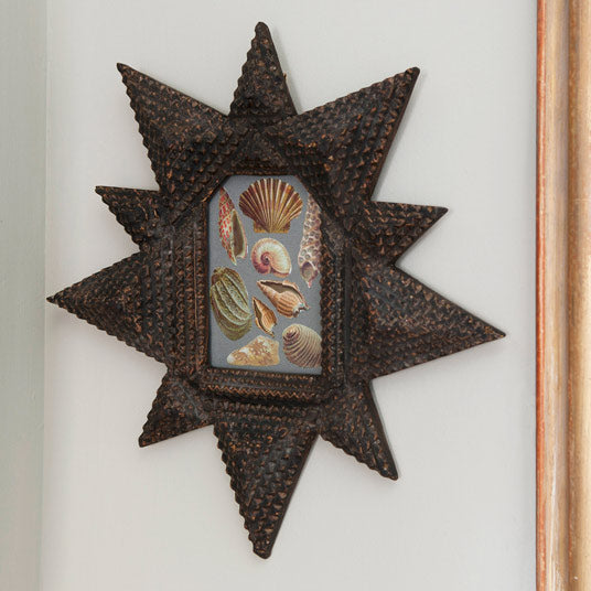 star shaped picture frame