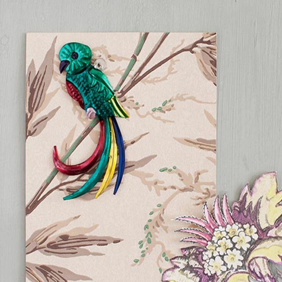 Bird Decoration - Parakeet
