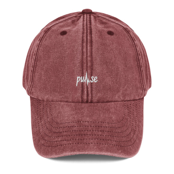 Pulse Vintage Dad Hat