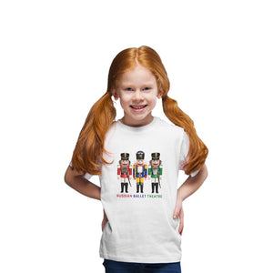 kids nutcracker tshirt