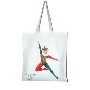 Load image into Gallery viewer, Jester tote bag
