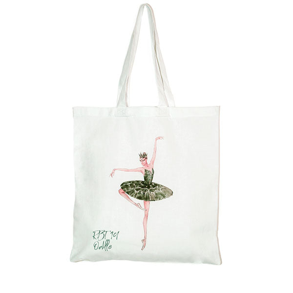 Load image into Gallery viewer, Swan lake tote