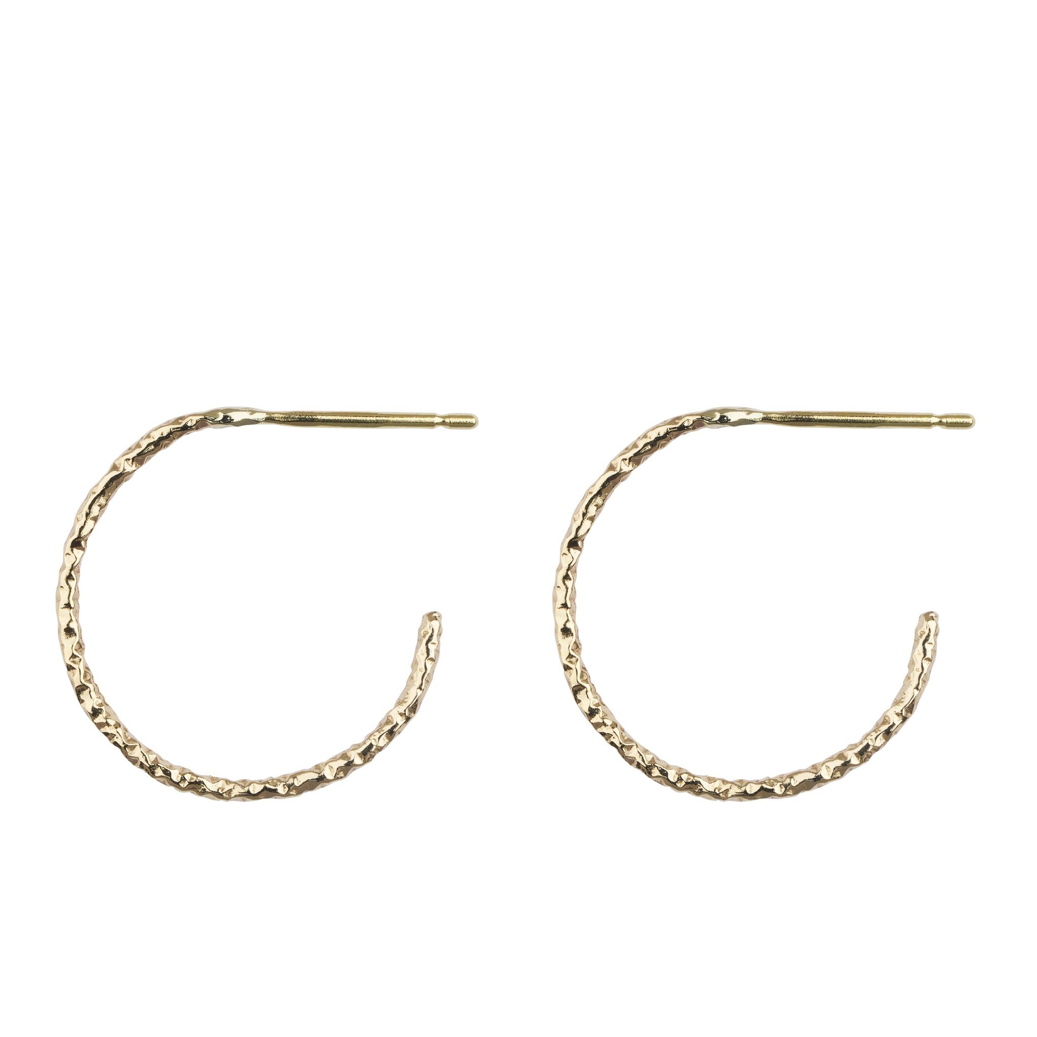 ellis mhairi Cameron hoop earrings