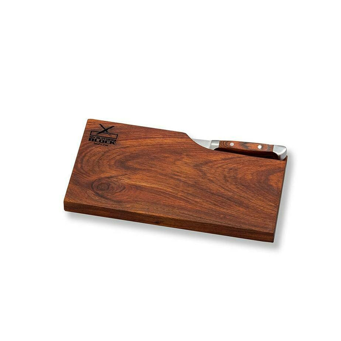 elevenpast Accessories Biltong Board With Knife