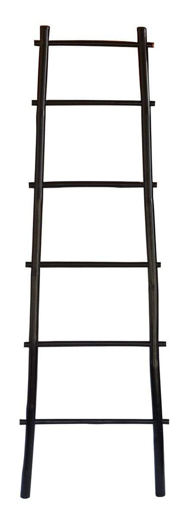 elevenpast Accessories Black Eco Bamboo Ladder