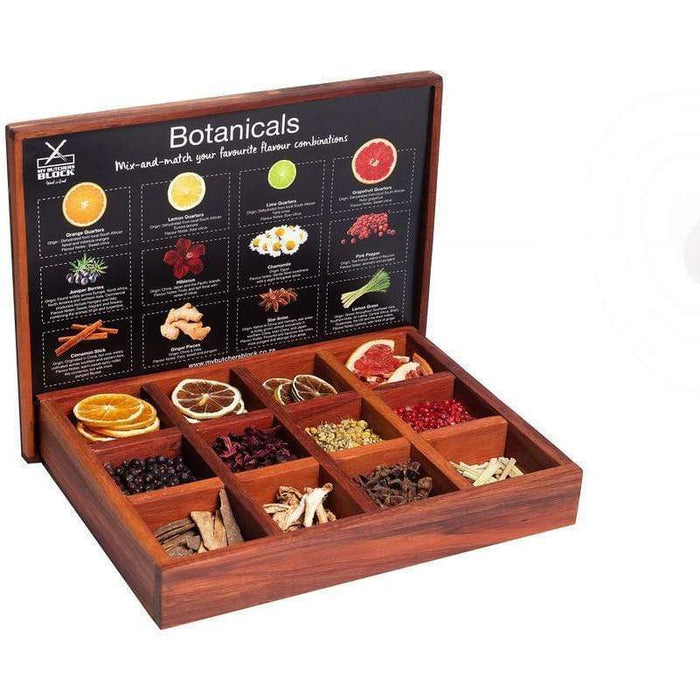 elevenpast Accessories Gin Botanicals Infusion Box