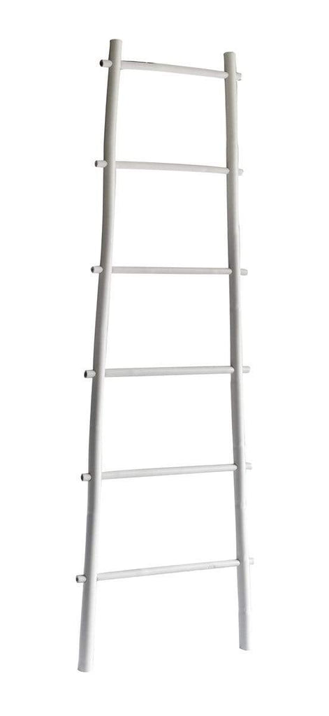 elevenpast Accessories Grey Eco Bamboo Ladder