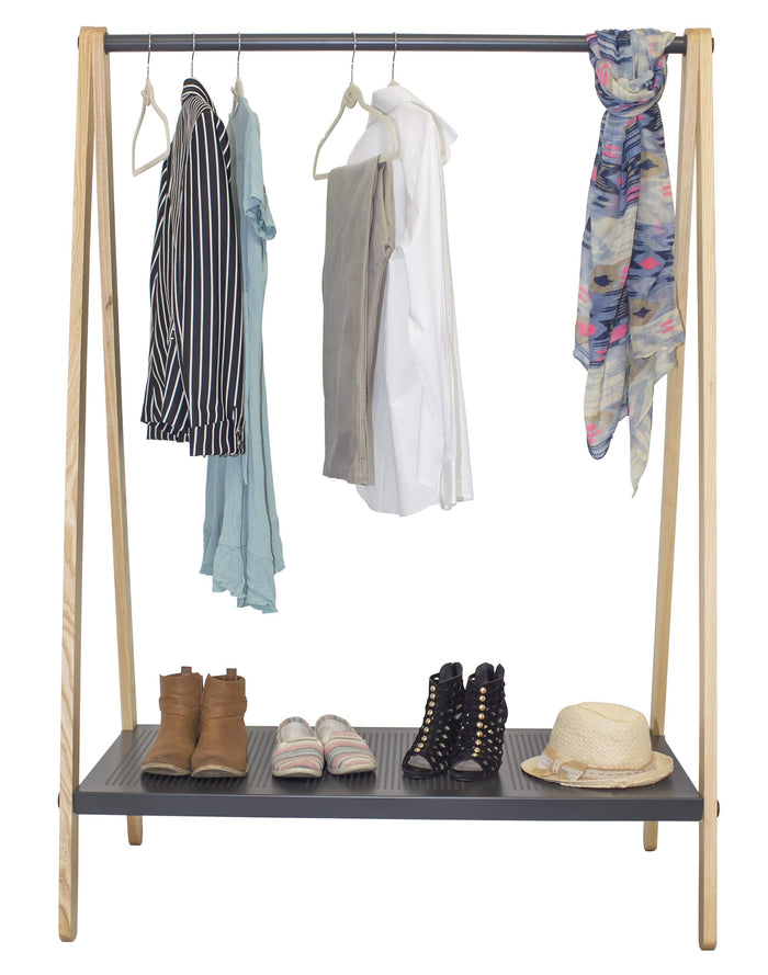 elevenpast Accessories Jade Clothing Rail