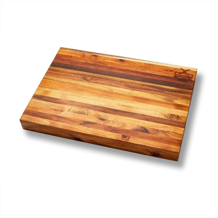 elevenpast Accessories Large Classic Hardwood Chopping Block