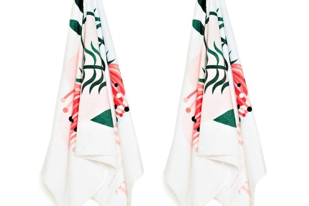 elevenpast Accessories Protea Beach Towel
