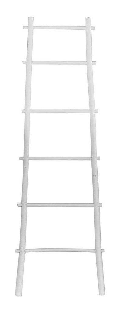 elevenpast Accessories White Eco Bamboo Ladder