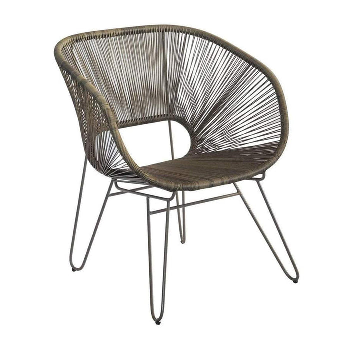 elevenpast Alexa Chair Grey