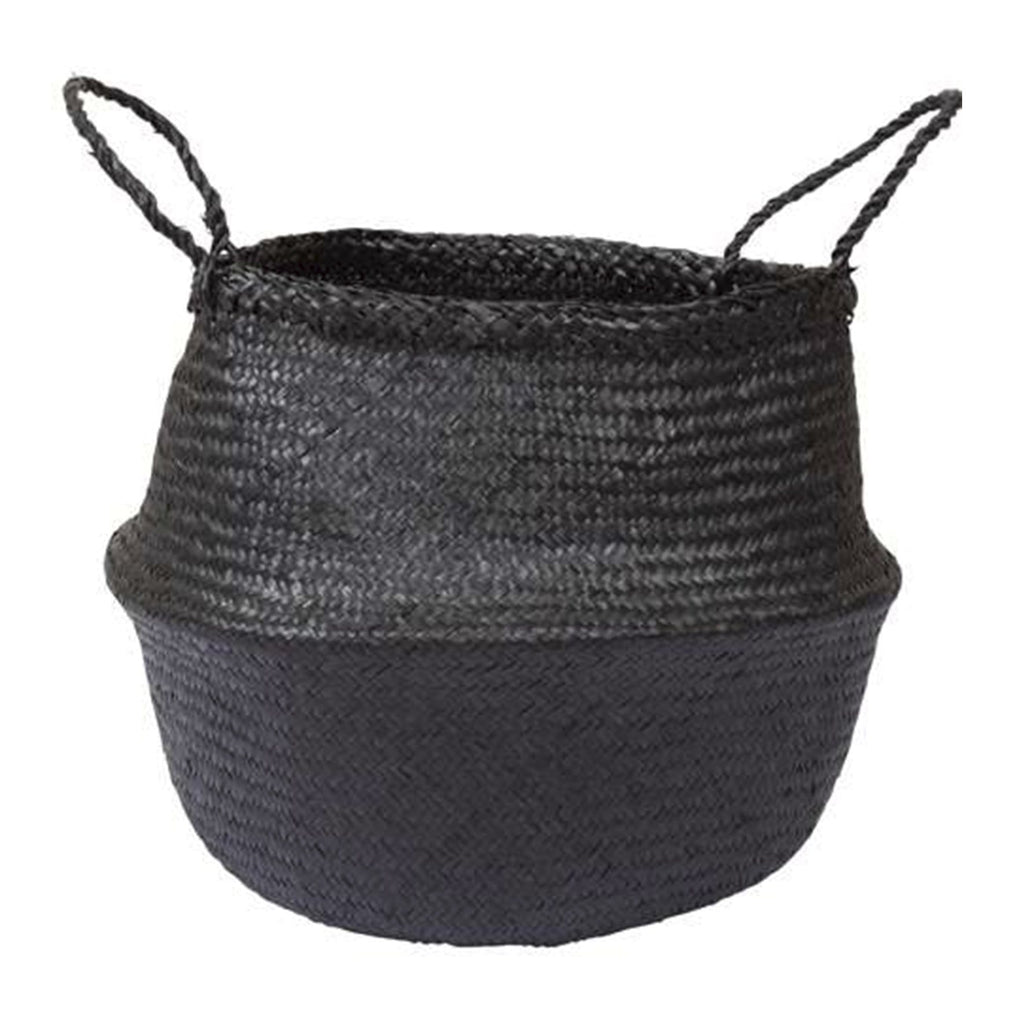 elevenpast baskets Black Tullah Basket