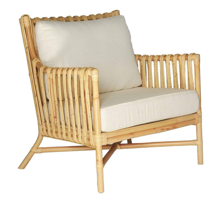 elevenpast BEVERLEY STRING CHAIR NATURAL