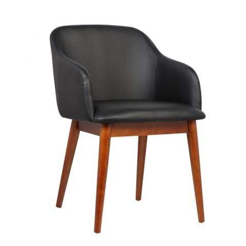 elevenpast Black Benjamin Leisure Chair