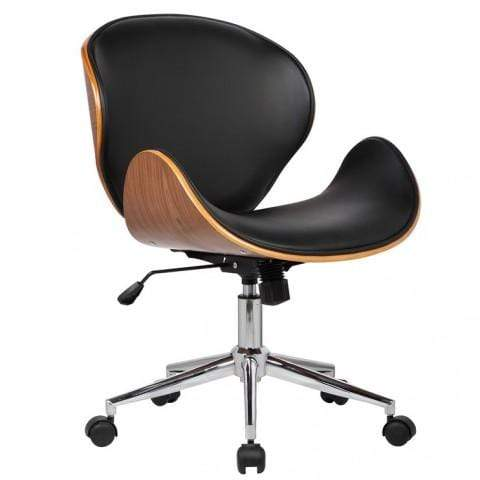 elevenpast Black Chicago Office Chair