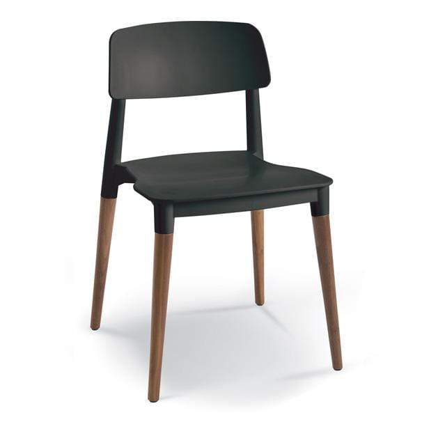 elevenpast Black Dickson Cafe Chair