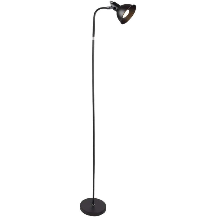 elevenpast Black LED Tom Floor Lamp