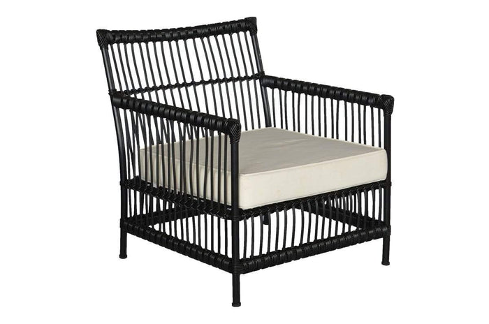 elevenpast Black Porch Chair