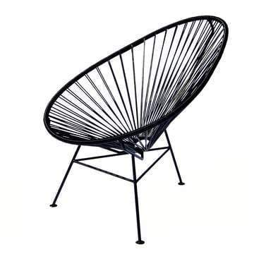 elevenpast Black Replica Acapulco Kids Chair