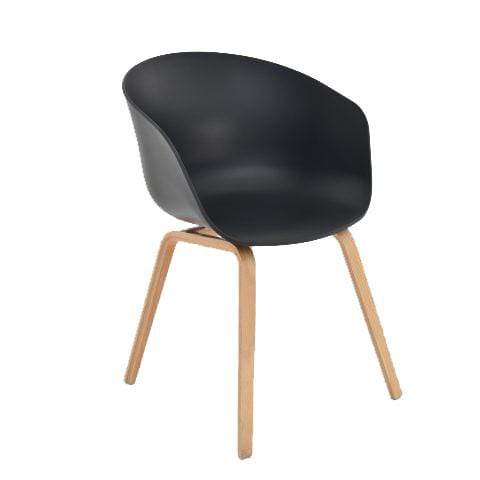 elevenpast Black Replica Hay Chair