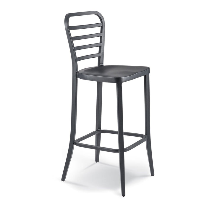 elevenpast Black Soda Chair Barstool