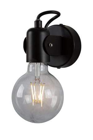elevenpast Black Tirana Wall Light