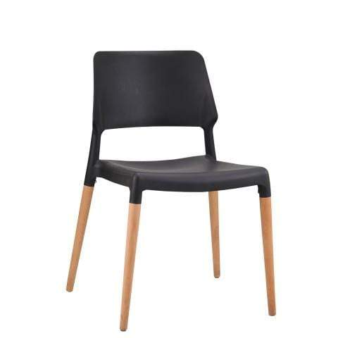 elevenpast Black Tod Cafe Chair